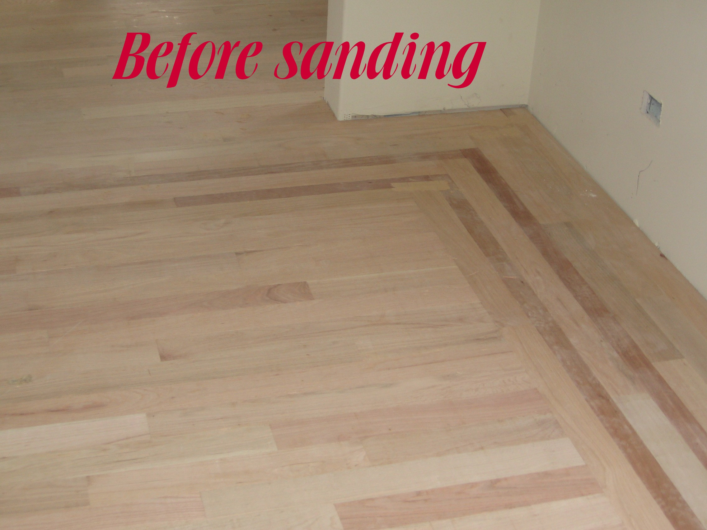 Sanding Dustless Hardwood Floors Dust Free Refinishing In