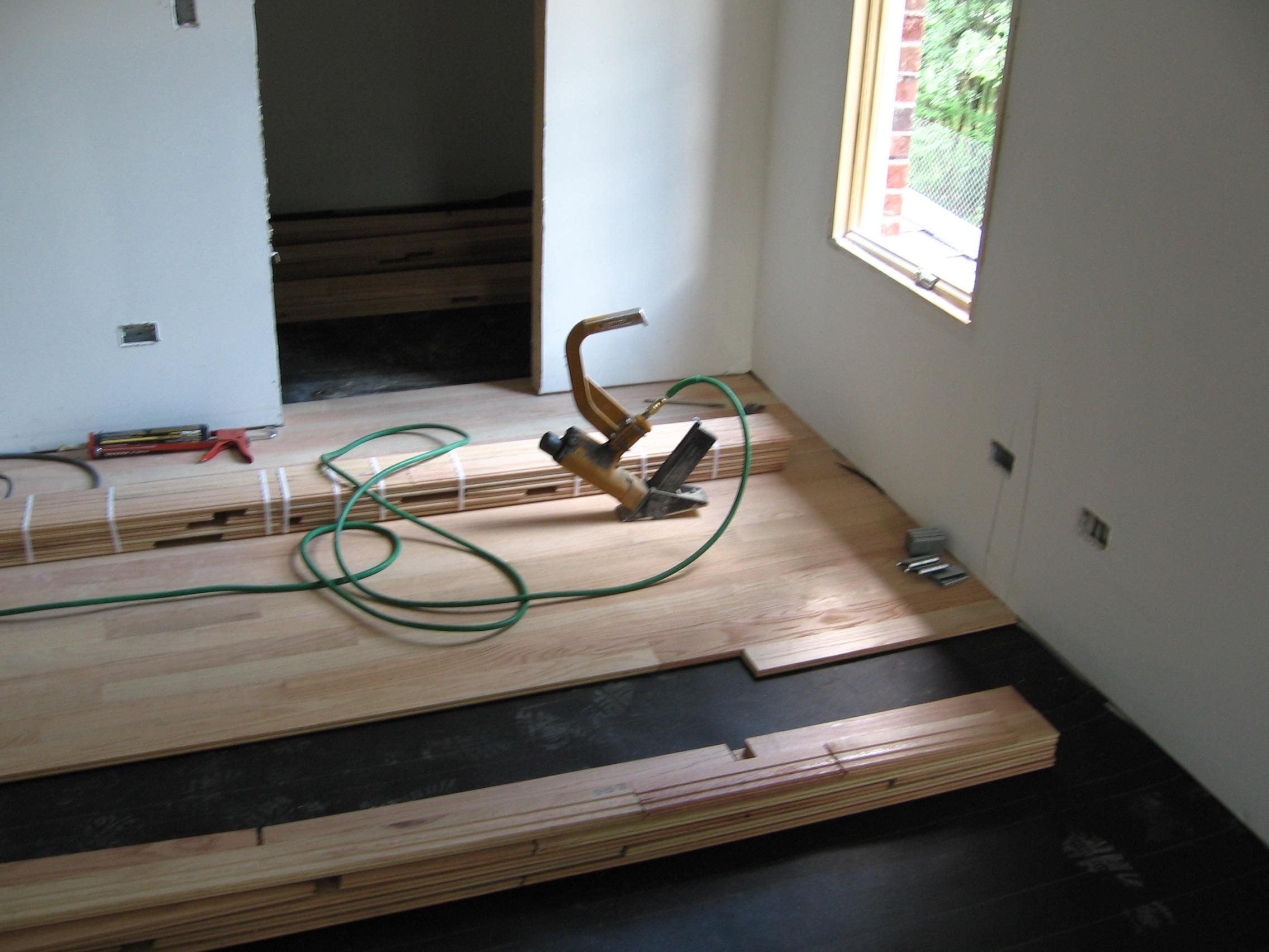 Dustless Refinishing Hardwood Floors In Skokiechicagopark Ridge